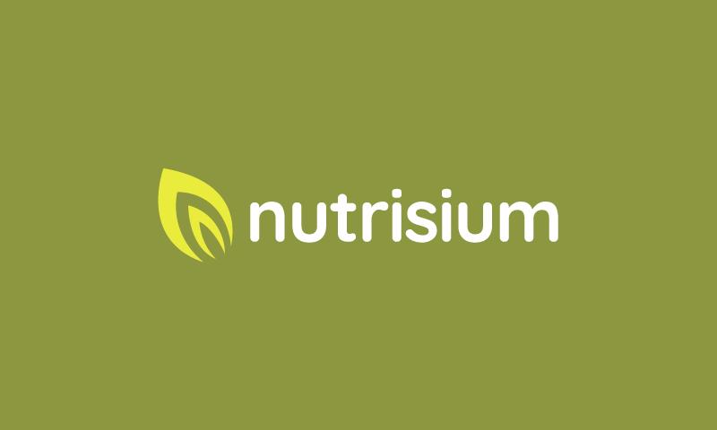 Nutrisium logo