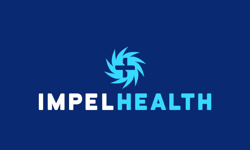 Impelhealth - Healthcare brand name for sale