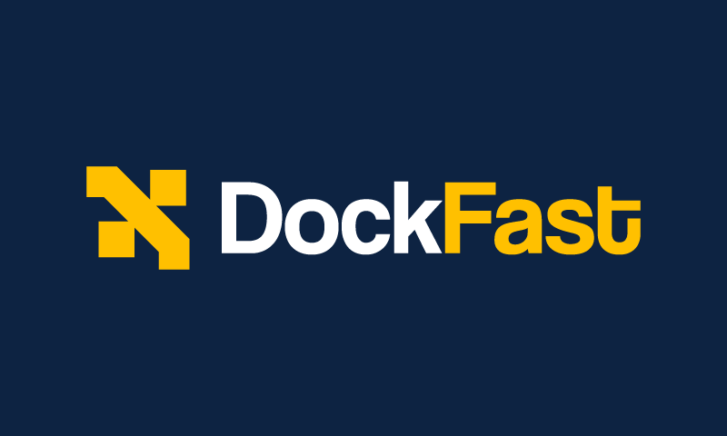 Dockfast - Audio startup name for sale