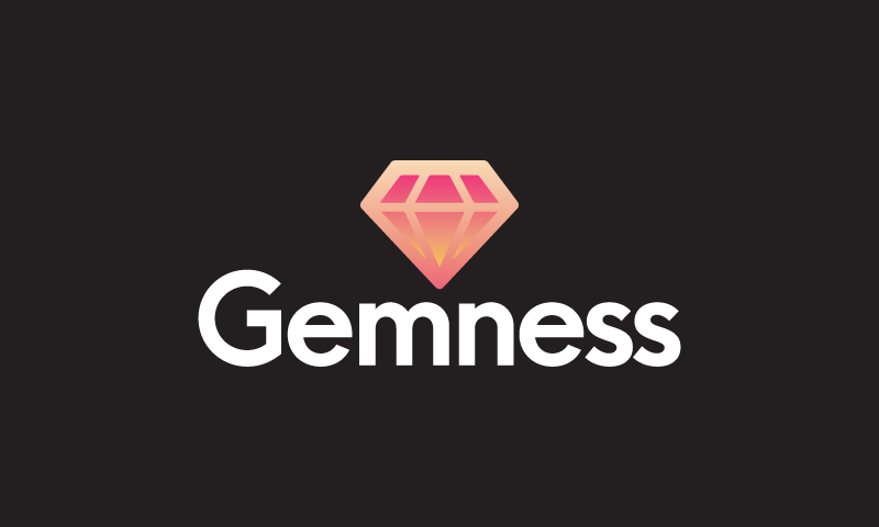 Gemness - Accessories business name for sale