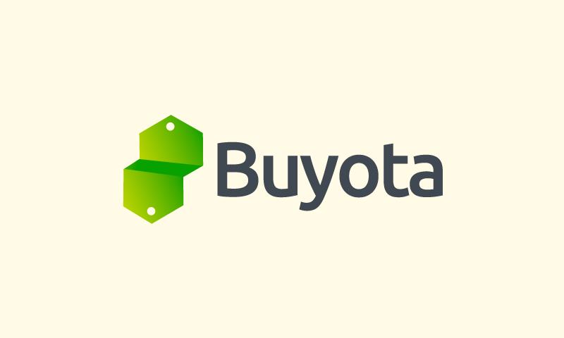 buyota logo