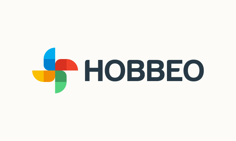 Hobbeo - Media company name for sale