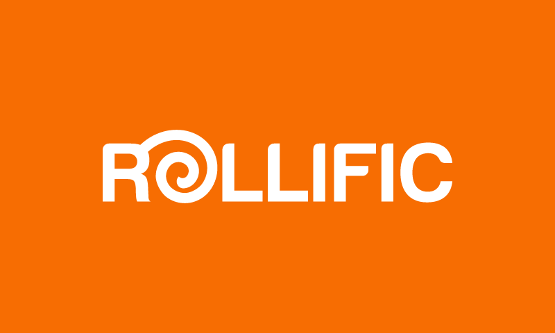Rollific - Finance startup name for sale