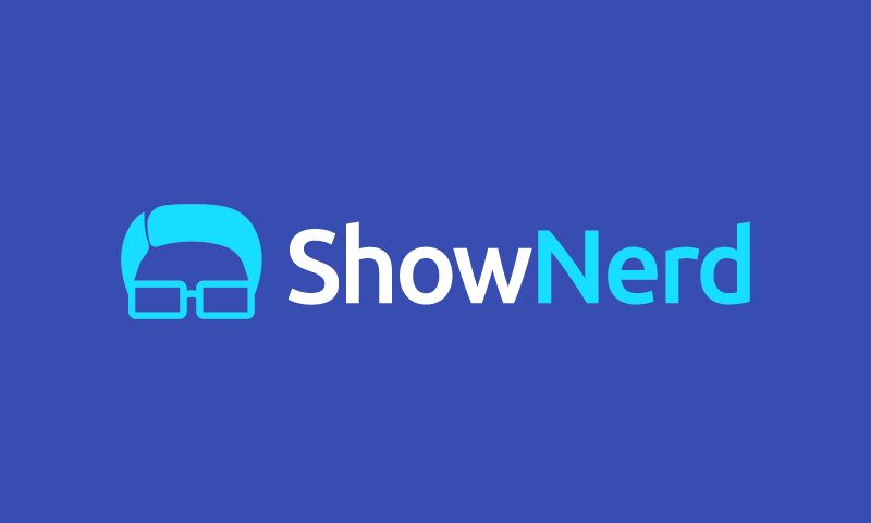 Shownerd - Retail startup name for sale