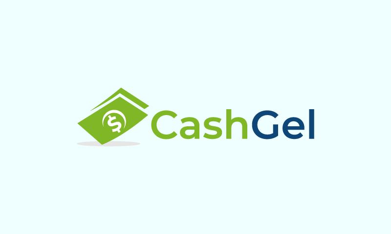 Cashgel - Finance brand name for sale