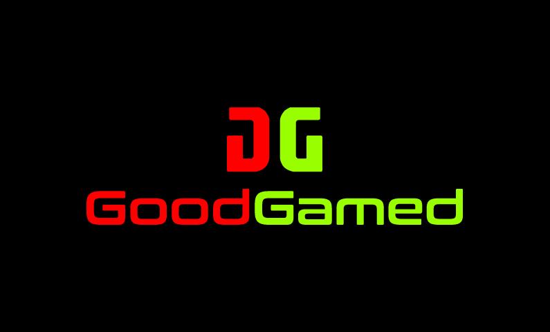 Goodgamed - Online games brand name for sale