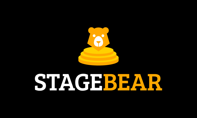 Stagebear - Technology business name for sale