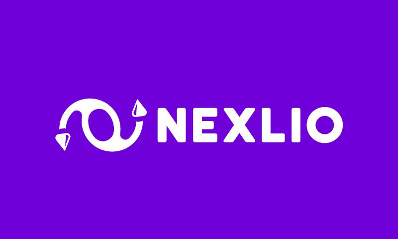 Nexlio - Audio business name for sale
