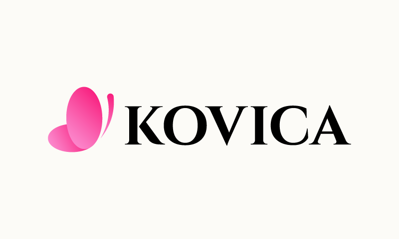 Kovica - Contemporary company name for sale