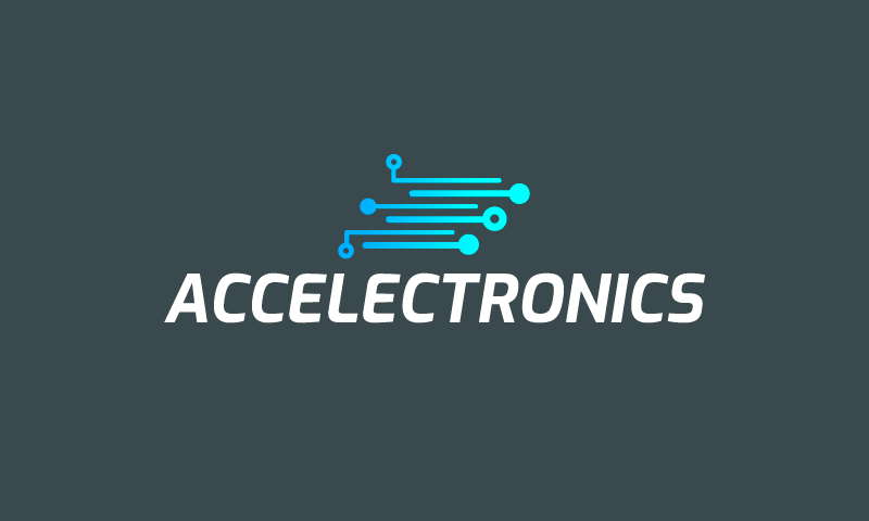 Accelectronics - Hardware company name for sale