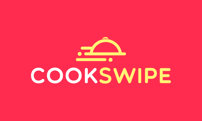Cookswipe - Culinary domain name for sale