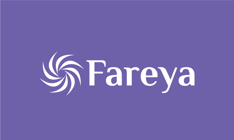 Fareya - Fashion business name for sale