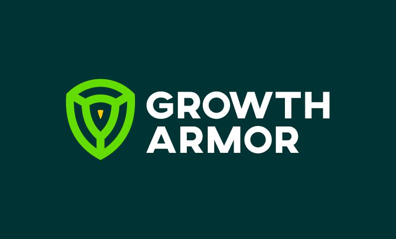 Growtharmor - Marketing brand name for sale