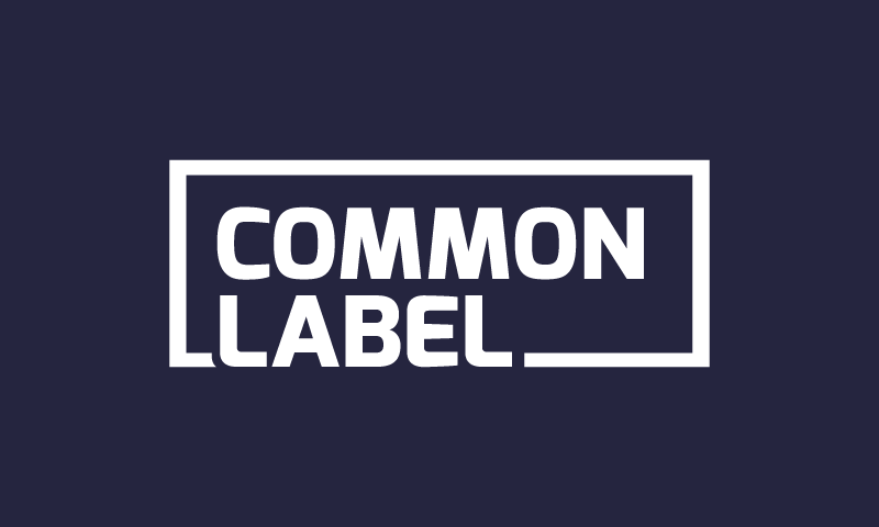 Commonlabel - Retail domain name for sale