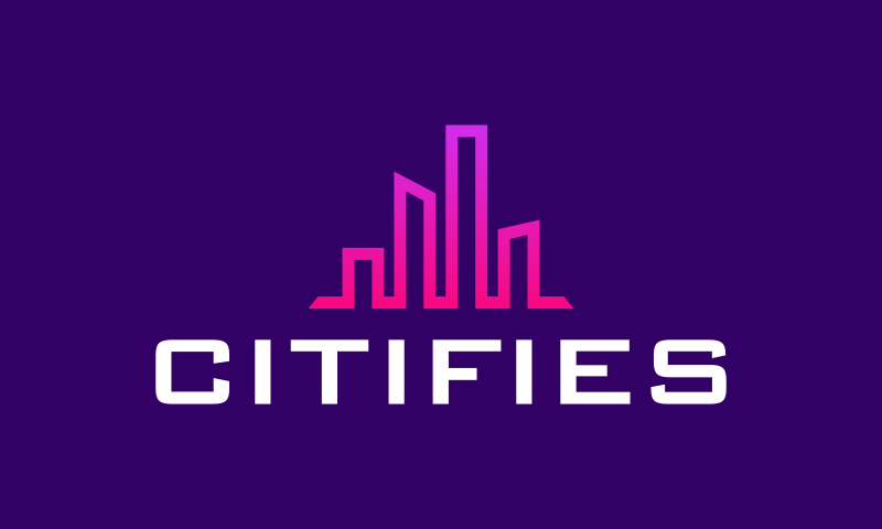Citifies - Technology brand name for sale
