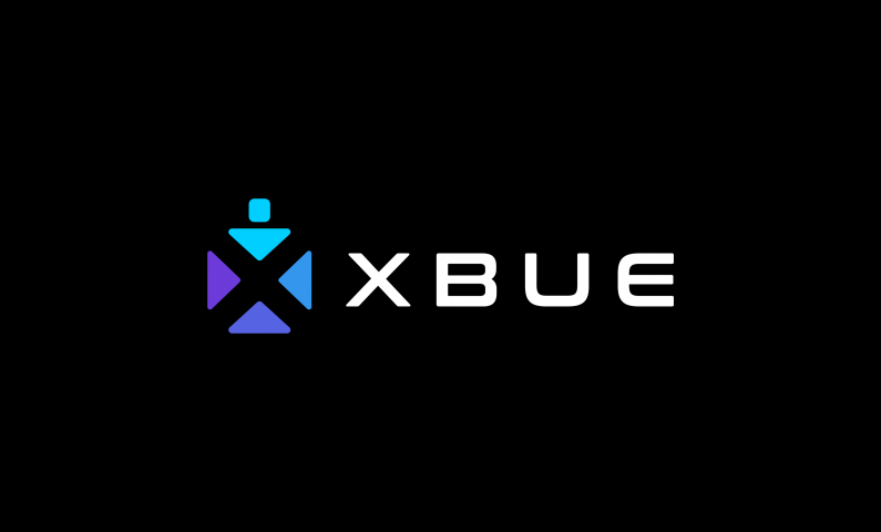 xbue - Clean modern domain name