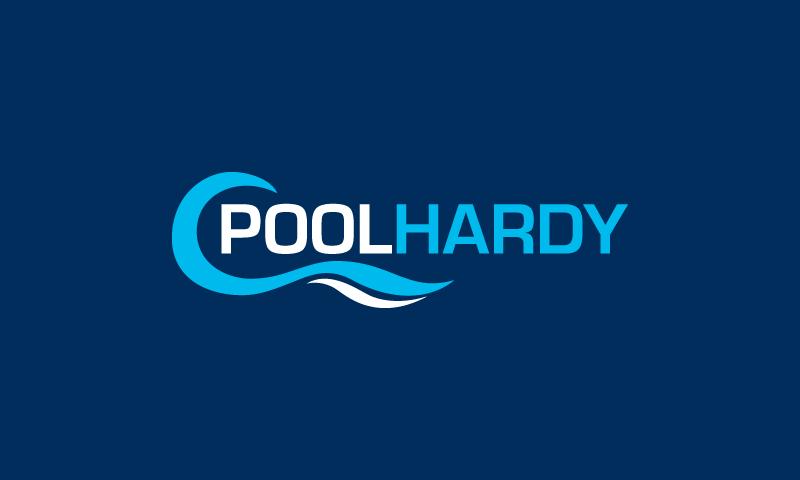 poolhardy logo