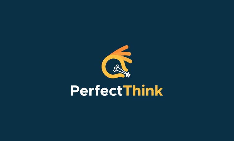 PerfectThink logo