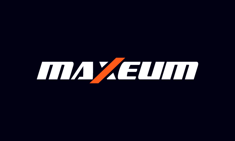 Maxeum - Technology startup name for sale