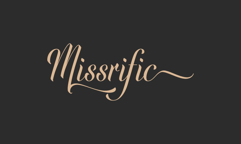 Missrific - Modern company name for sale