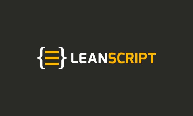 Leanscript