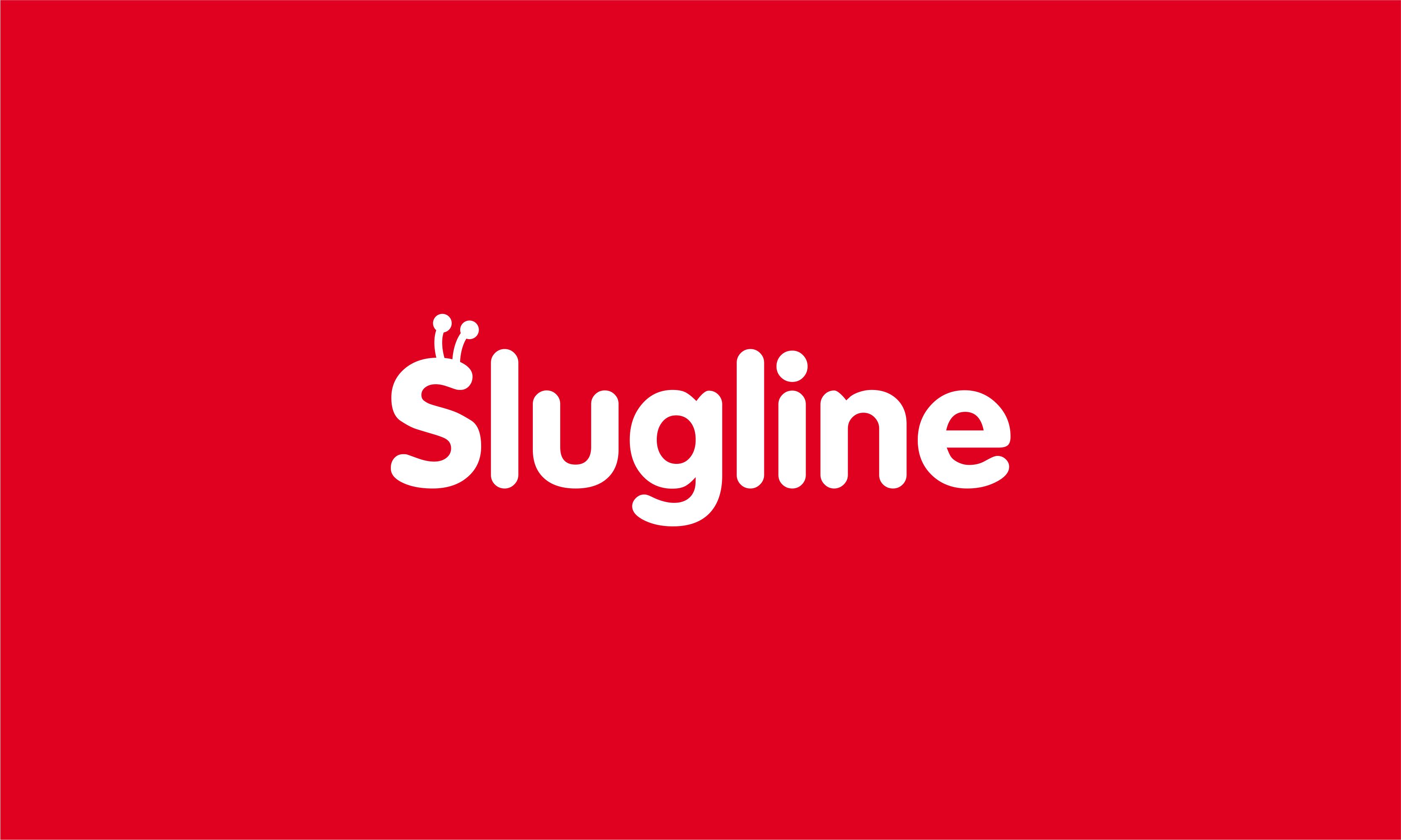 Slugline logo
