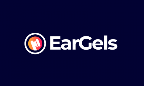 Eargels - E-commerce company name for sale