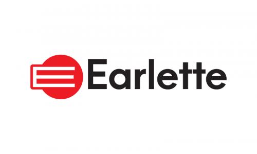 Earlette - Media company name for sale