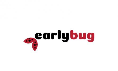 Earlybug - E-commerce company name for sale