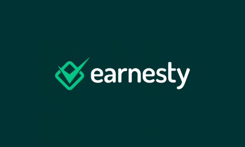 Earnesty - Security brand name for sale