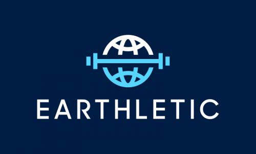 Earthletic - Environmentally-friendly brand name for sale