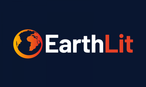 Earthlit - Business domain name for sale