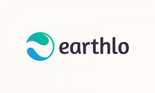 Earthlo - Environmentally-friendly domain name for sale