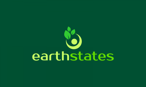 Earthstates - Business domain name for sale