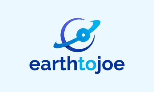 Earthtojoe - Technology domain name for sale