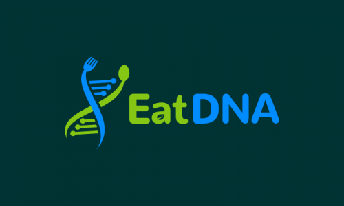 Eatdna - Dining company name for sale