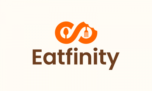 Eatfinity - Diet company name for sale