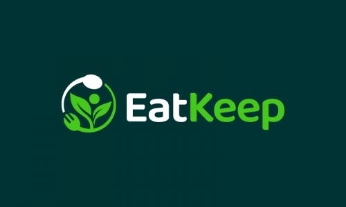 Eatkeep - Dining brand name for sale