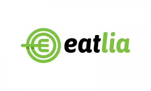 Eatlia - Food and drink company name for sale