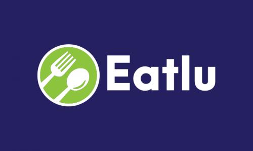 Eatlu - Health startup name for sale