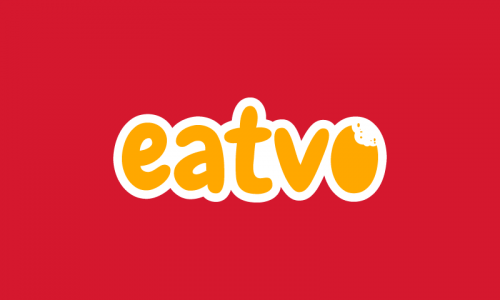 Eatvo - E-commerce domain name for sale