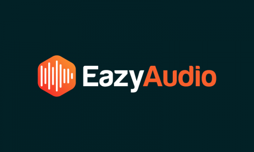 Eazyaudio - Media business name for sale