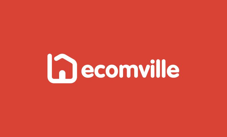 Ecomville - E-commerce brand name for sale