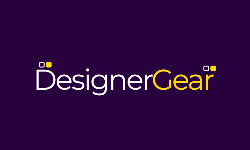 Designergear - Beauty domain name for sale