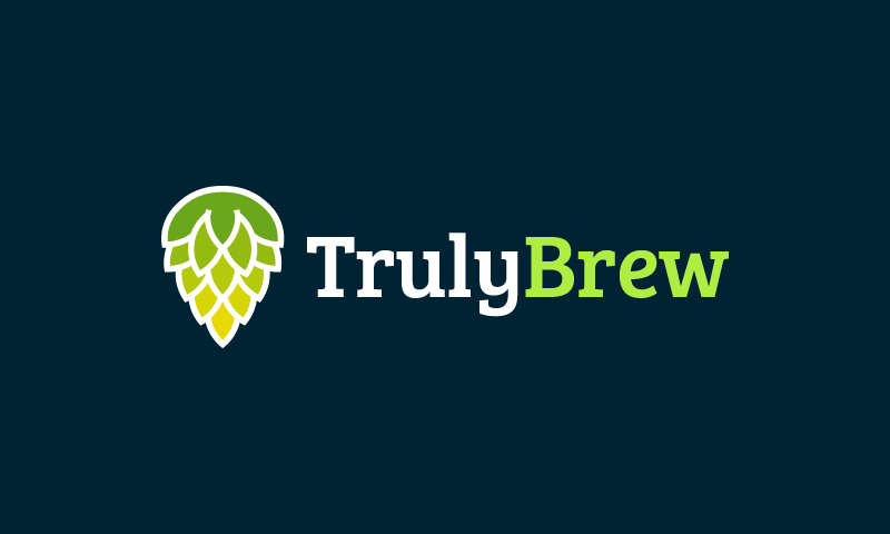 Trulybrew - Drinks brand name for sale
