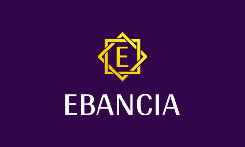 Ebancia - Technology brand name for sale