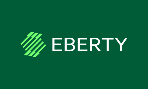 Eberty - Business startup name for sale
