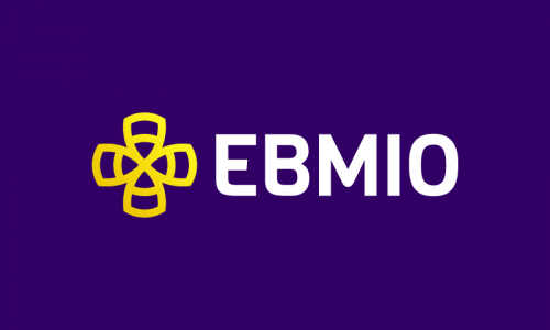 Ebmio - E-commerce brand name for sale