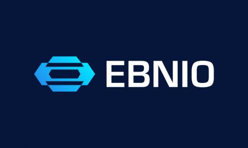 Ebnio - Analytics business name for sale