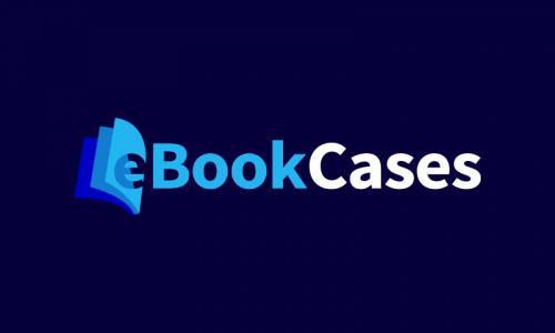 Ebookcases - E-commerce domain name for sale